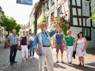 ABGESAGT BIS 07.06.2020:  Auf den Spuren Radolfs – Stadtführung durch die historische Altstadt