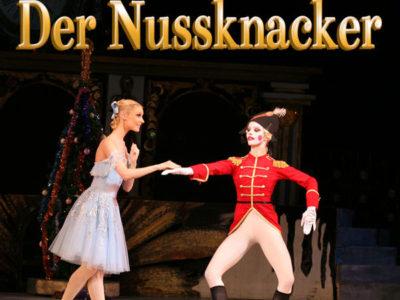 Der Nussknacker – Ballett in 2 Akten