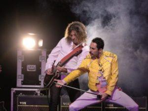 The Spirit of Freddie Mercury – The King of Queen