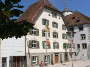 """ABGESAGT: Henry Gerlach: Ein Papst """"besucht"""" Radolfzell"""
