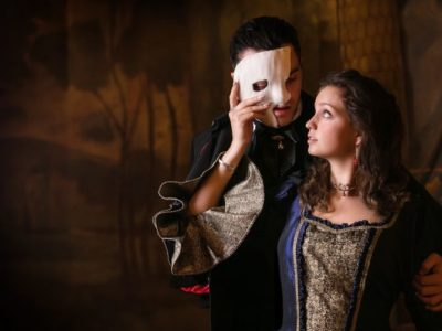 Das Phantom der Oper – Der Roman-Welterfolg live on tour