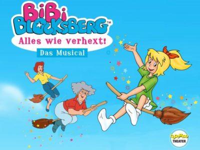 ABGESAGT: Bibi Blocksberg – Das Musical