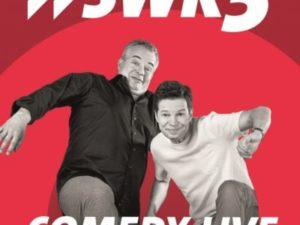 SWR3 Comedy live mit Zeus & Wirbitzky 2020