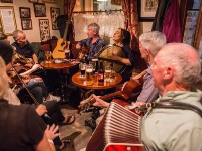 BLICKFANG: Irland – Live mit Irish Folk Band