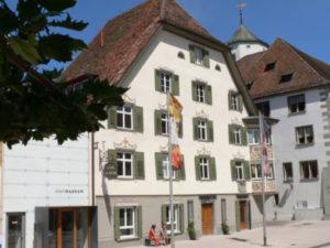 Expertenführung zur Baugeschichte der alten Stadtapotheke