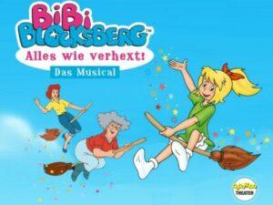 Bibi Blocksberg – Das Musical