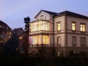 Villa Bosch voraussichtlich bis 10. Januar geschlossen:  BEGEGNUNGEN –  15. Mitgliederausstellung des Kunstverein Radolfzell e.V.