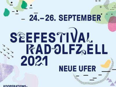 Seefestival Radolfzell 2021 – Neue Ufer