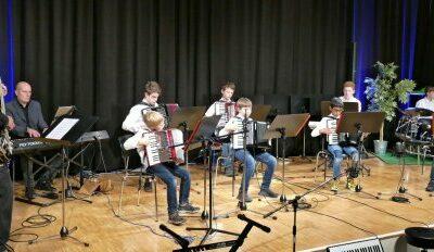 3-2-1- Neustart! Herbstkonzert des Akkordeon – Orchester Radolfzell e.V.